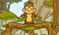 Majmun i mesec