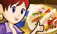 Pileća tortilja Sarina kuhinja